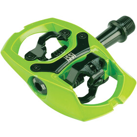 iSSi Trail II Pedal lime green